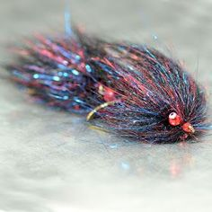 Fly Fish Food -- Fly Tying and Fly Fishing : Low Brow Articulated Streamer Pattern