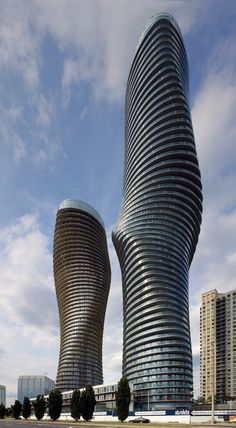 The Absolute World Towers, Mississauga