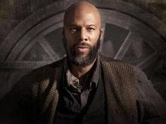 Common as Mr. Elam Ferguson - Hell on Wheels
