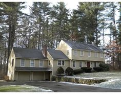 21 Phillps Road, Sudbury, MA 01776 - Doug's Comments - Nice neighborhood location.  Hardwoods under carpet.  1st Floor Master with 4th other bedrooms upstairs in other section of the home.  Screened Porch off vaulted Family Room