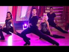 Dancing With The Stars: Total Body Tango Dance Workout