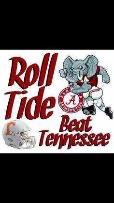Alabama Football Logo, Crimson Tide Football, Alabama Crimson Tide, Sweet Home Alabama, Elephant Pattern, University Of Alabama, Roll Tide, Tennessee, Fan
