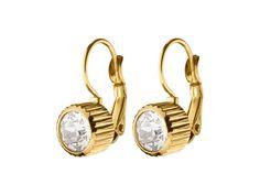 MACRA-GOLD-EARRING
