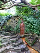 Steps on the Sacred Spiral: The Goddess in Glastonbury-- Chalice Well