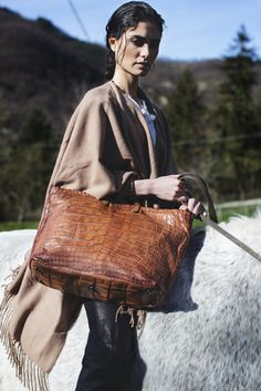 @campomaggi handbag campaign
