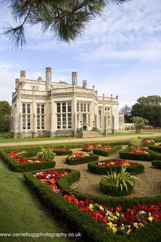 Highcliffe Castle, situated on the cliffs at Highcliffe, Dorset, England. It was built between 1831 and 1835 by Charles Stuart, 1st Baron Stuart de Rothesay in Gothic Revival style
