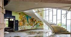 Seria o miradouro perfeito de Lisboa… mas está abandonado