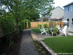 9 Best Soggy Lawn? Wet Backyard? See Before & After Photos ... on Backyard Renovation Companies Near Me id=39269