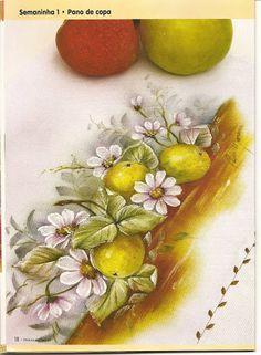 Pintura em Tecido Especial com Luiz Moreira - Rose Pessoa - Álbuns da web do Picasa