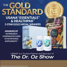 Usana Essentials Muti-Vitamin in the Comparative Guide to Nutritional Supplements Wellness Tips, Health And Wellness, Wellness Products, Usana Vitamins, Fish Oil, Nutritional Supplements, Want To Lose Weight, Take Care Of Yourself, Eating Well