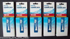5 Boxes (10 Toothbrush Heads) Philips Sonicare for Kids 7+ HX6042 FREE SHIPPING