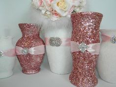 chic Baby Shower Decorations | ... Chic Wedding, Shabby Chic, Princess Party, Baby Shower, Bridal Shower