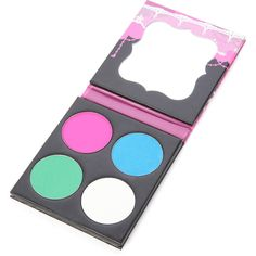 Sugarpill Cosmetics The Sweetheart Eyeshadow Palette ($36) ❤ liked on Polyvore featuring beauty products, makeup, eye makeup, eyeshadow, eye shadow, multi, palette eyeshadow and sugarpill eyeshadow