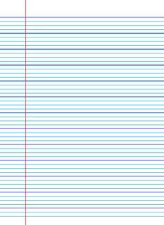 Feuille de papier seyes vierge à télécharger gratuitement au format pdf. Sur cette page on trouve une page seyes sans ligne verticale pour les maternelles qui débutent l'écriture cursives.