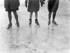 Schaatsen / Ice skates