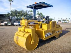 Get Best Deal on Used 2002 #Ferguson #Compactors with Free Price Quotes by ART'S TRUCKS & EQUIPMENT for $ 12500 in McAllen, TX, USA. This 2002 Ferguson Compactors looks very clean and available in good condition. equipped with features 50 Inch Double Drum Roller, Water System, Canopy, 5-8 Ton Roller, John Deere 4.5L Diesel Engine, Hydrostatic Transmission, Hydrostatic Brakes.It's available for quick sell, so please contact on (888)649-9466 and visit for more details at: http://goo.gl/xv21Ns