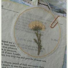 Custom order journal complete, see flip through on my YouTube #journal #junkjournal #herbarium #flowers #pressedflowers #stationery #stationeryaddict #planner #paperclips #paper #poetry #notebook