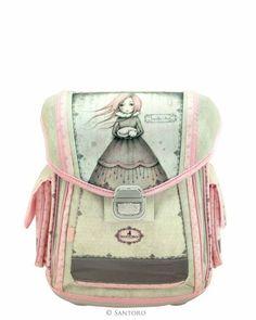 75 liber Ergonomic Backpack, Hard Construction - Traveller's Rest, Santoro's Mirabelle G4183608 Santoro London, Travelers Rest, Backpacker, Back To School, Bags, Construction, Handbags, Building, Taschen