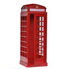 a399b1fc5f0275 Full sized telephone Box from Andy Thornton Pub Decor