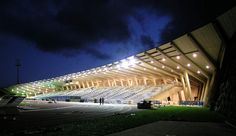 Gallery of Insular Athletics Stadium / AMP arquitectos - 5