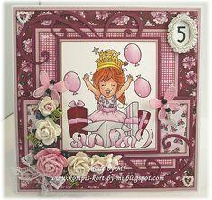 Happy Birthday - Digital Stamp
