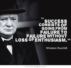 Failure is not Fatal
