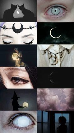 moon witch aesthetic...