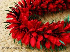 HAPUNA Ribbon Lei*Blog | So-netブログ