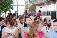 Presentación servicios y espacios #MercadoLonjadelBarranco #MercadoSevilla #Sevilla