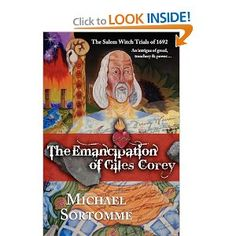 The Emancipation of Giles Corey by Michael Sortomme in mystery/thriller