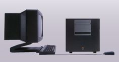 """NeXT Computer System """"the cube"""" (1988)"""