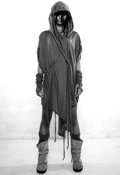 Omg!! Luv! DIY  Post Apocalypse attire/costume...