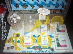 @DiSalud Grupo (Farmacia+DiSalud Te Cuida, s.l.) con Protec Solar_Escaparate_Sebamed-Playa_M510