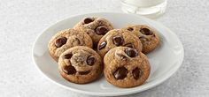 Ghirardelli  Chocolate Chip Cookies. Definitely the favorites here! Follow the recipe on the bag of semi-sweet chips and you can't go wrong.