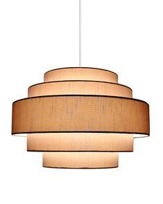 Palladio 5-tier Shade Pendant with Hanging Light Kit, 18-inch Diameter – urbanest Metal Ceiling, Ceiling Lights, Home Lighting, Hanging Lights, Timeless Design, Bulb, Shades, Kit, Pendant