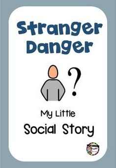 This Social story is a small book highlighting the danger of strangers and what not to do.A Stranger Danger work sheet is part of this unit.These small books can be laminate for durability and read to or with your pupils.Be fi Teacher Pay Teachers, Teacher Resources, Teaching Ideas, Autism Classroom, Classroom Activities, Classroom Ideas, Safety Rules For Kids, Child Safety, Positive Behavior Management