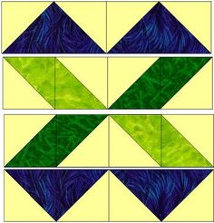 Sewing Block Quilts Lots of easy block patterns Half Square Triangle Quilts, Square Quilt, Quilt Block Patterns, Pattern Blocks, Quilting Projects, Quilting Designs, Star Quilt Blocks, Barn Quilts, Western Quilts