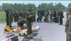 朝鲜无人机