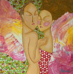 "Saatchi Art Artist BEDDRU Giuseppe Bellia; Painting, ""The Dream"" #art"