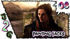 Bayonetta #08 🎮 Painting Faces