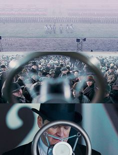 Important Shots of kings speech - use for technical codes