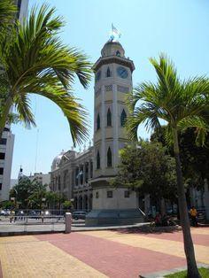 Torre del Reloj. Malecon