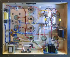 300B Tube Amp Final Layout :) | Here is the 300 after the fi… | Flickr