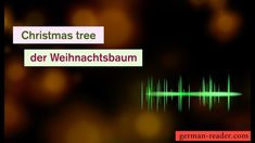 Check our German exercises on thematically coordinated topics such as CHRISTMAS AND ADVENT time. We hope you'll have a lot of fun and please subscribe, like or comment our channel!