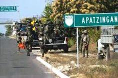 Se registra balacera en Apatzingán, Michoacán - http://www.tvacapulco.com/se-registra-balacera-en-apatzingan-michoacan/