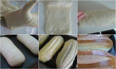 Un pande leche muy sencillo y rico, que está de moda aquídesde que el chef japonés TokuChao lo introdujoenunacadena de panaderías j...