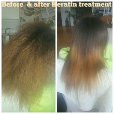Keratin Blow Dry by Geenie hair