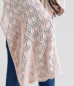 Free Knitting Pattern for a Rose Leaf Lace Scarf : Rose leaf lace stitch knitting pattern Lace Knitting Patterns, Knitting Stiches, Lace Patterns, Free Knitting, Knitting Tutorials, Knitting Ideas, Beginning Knitting Projects, Beginning Crochet, Knitted Afghans