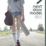 Nextdoormodel Magazine #01