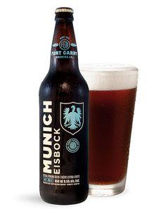 Fort Garry Munich Eisbock via Oh Beautiful Beer